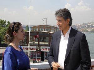 Mustafa Demir, BBC World'de