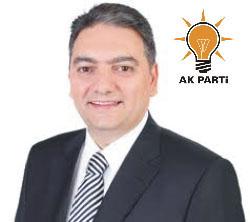 Ahmet Baha İstanbul  Yerel Yönetimlerden Sorumlu Başkan Yardımcısı
